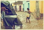 Стихийное бедствие / Куба