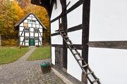Деревянная лестница / Германия