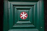 Орнамент на двери / Германия