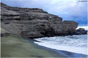 Рельеф пляжа / США