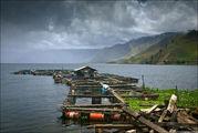 Бесконечные мостки / Индонезия
