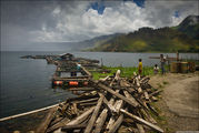 Доски для мостков / Индонезия