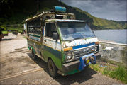 Общественный транспорт / Индонезия