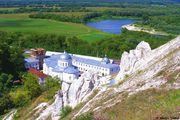 Дивногорский Успенский монастырь / Россия