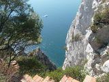 Террасы на скале / Италия