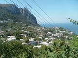 Вид с верхней станции / Италия