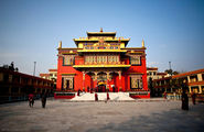 Монастырь Шечен / Непал