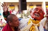 Отражают разные эмоции / Непал