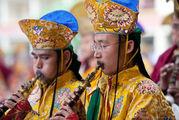 """""""громкая"""" часть церемонии / Непал"""