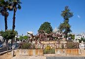 Ограда и композиция / Португалия