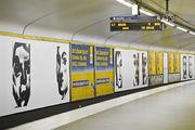 Станция Fridhemsplan / Швеция