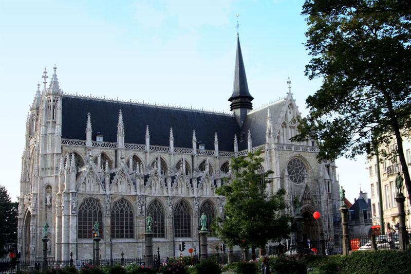 Собор Брюсселя / Фото из Бельгии