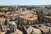 Вид на город / Испания