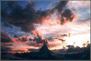 Наслаждаться закатом / Швейцария