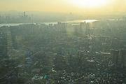 Город стал золотым / Южная Корея
