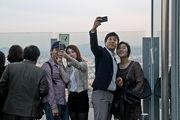Фотографируют себя / Южная Корея