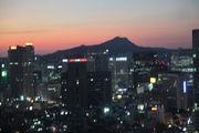 Спуск был красив / Южная Корея