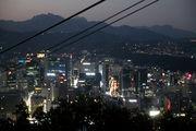 Вечерний город / Южная Корея
