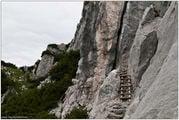 Лестницы в скалах / Германия