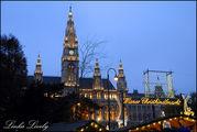 Венская ратуша / Австрия