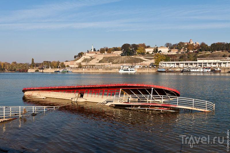Крепость Калемегдан в Белграде, Сербия / Фото из Сербии