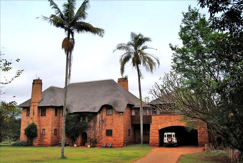 Дом в Свазиленде / Фото из Свазиленда