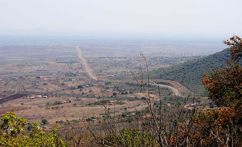 Пейзажи Свазиленда / Фото из Свазиленда