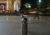 Столбики пешеходные / Бруней
