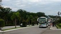 Курсируют автобусы / Бруней