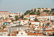 Замок Святого Георгия / Португалия