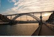 Мост Дона Луиша I / Португалия