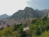 Городок Таормина / Италия