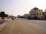 Городская улица / Западная Сахара