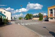 Дорога к терминалу Silja Line / Финляндия