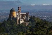 Замок Пена на горе / Португалия