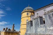 Стены замка / Португалия