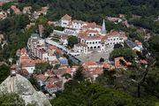 Вид на Синтру / Португалия