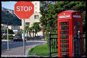 Британские телефоны-автоматы / Гибралтар (Брит.)