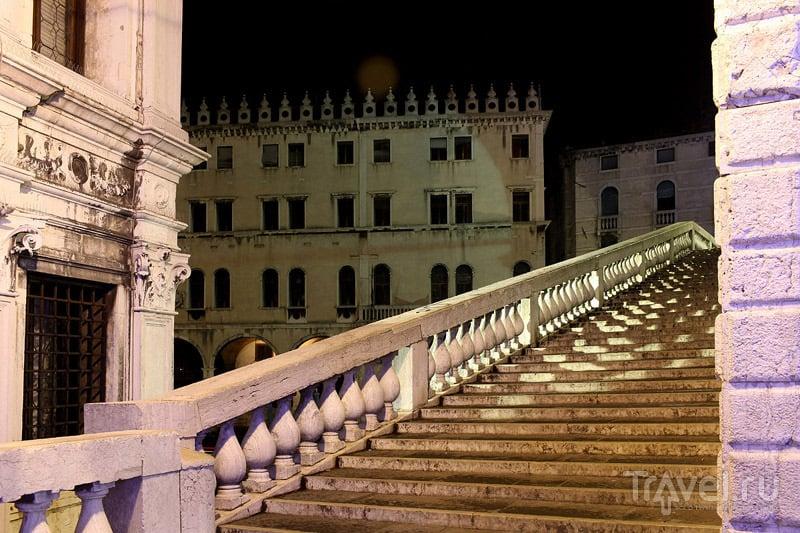 На мосту Риальто / Фото из Италии