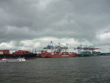 Прогулка по порту / Германия