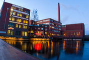 Ресторан на заводе / Финляндия