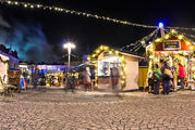 Рождественский базар / Финляндия