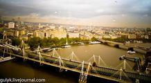 Темза и мост / Великобритания