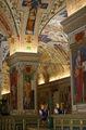 Оформление стен / Ватикан