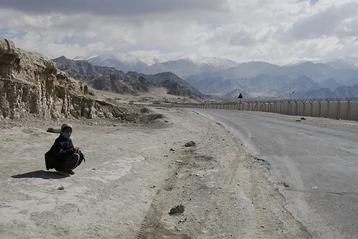 Дорога в Ладакхе, Индия / Фото из Индии