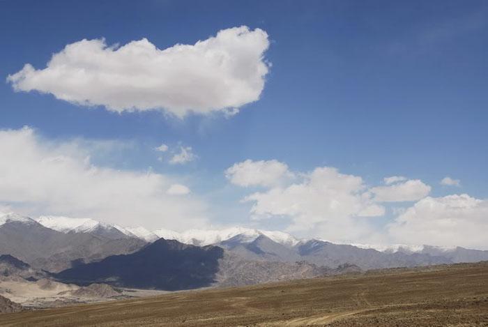 Горный пейзаж Ладакха / Фото из Индии