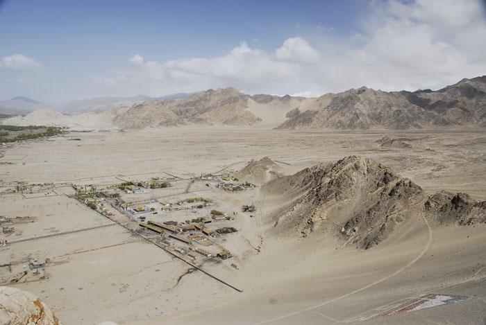 Пустыня в горах Ладакха / Фото из Индии