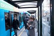 На станции Laleli-Univer  / Турция