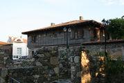 Деревянный дом / Болгария