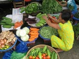 Овощи и зелень / Вьетнам